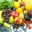 Fruits — Stock Photo #4046420