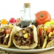 Gyros or kebab — Stock Photo #4046711