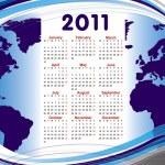 Calendar — Stock Photo #4046949
