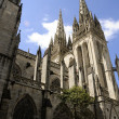 Stock Photo: Cathedral of Quimper