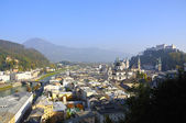 Old town of Salzburg — Stock Photo