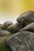Mystical rocks — Stock Photo