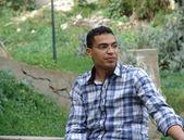Tunisian man — Stock Photo