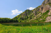 Sary-Chelek Lake — Stock Photo