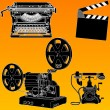 Film Industry — Stock Vector #3960008