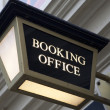 Stock Photo: Booking Office for Theatre
