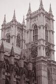 церковь аббатства вестминстер в лондоне — Стоковое фото
