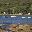 Stock Photo: Lochranzin Isle of Arran