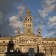 City Chambers in Glasgow — Stock Photo