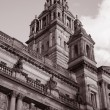 Royalty-Free Stock Photo: City Chambers in Glasgow