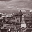 Glasgow Cityscape — Stock Photo #3989370