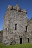 Skipness Castle — 图库照片