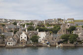 Stromness in Orkney Islands — Stock Photo