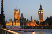 Houses of Parliment, London — Stock Photo