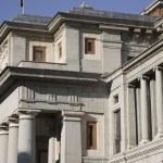 Prado Art Museum — Stock Photo