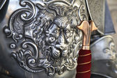 Breast Plate of Armor — Stock Photo
