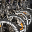 Bikes for Rent — Stock Photo #4099908