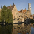 Stock Photo: Belfry, Bruges