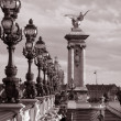 Pont Alexandre III Bridge, Paris — Stock Photo #4101483