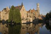 Belfry, Bruges — Stock Photo