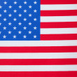 United States of AmericFlag — Foto Stock #4247745