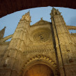 Cathedral, Palma de Mallorca, Spain — Stock Photo