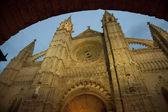 Cathedral, Palma de Mallorca, Spain — Stock Photo