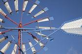 Mulino a vento tradizionale — Foto Stock