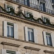 Paris Building - Stockfoto