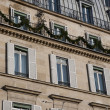 Paris Building - Foto de Stock  