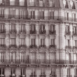 Parisian Buildings - Foto Stock