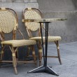 Two Cafe Chairs - Foto de Stock