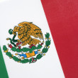 Mexican Flag — Foto Stock