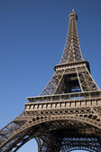 эйфелева башня, париж — Стоковое фото