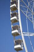 Ferris Wheel, Paris — Stock Photo