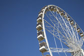 Ferris Wheel, Paris — Stock Photo