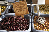 Olives from Majorca — Stock Photo