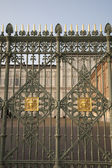 Royal Palace in Turin in Italy — Stock Photo