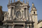 St Chiesa di cristina a Torino — Foto Stock