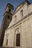 Duomo kyrka i turin — Stockfoto