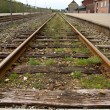 Railtrack — Stock Photo #4139978