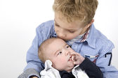 Brother love — Stock Photo
