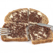 Foto de Stock  : Bread with sprinkles