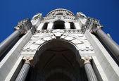 """Basilica """"Notre Dame de Fourvi — Stock Photo"""