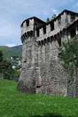 Castello Visconteo in Locarno — Stock Photo