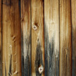 Wooden texture on a wall — Photo