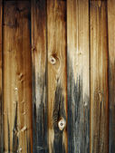 Wooden texture on a wall — Stock Photo