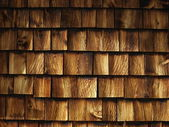 Wooden texture on wall — Stock Photo