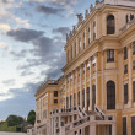 Schonbrunn Palace — Stock Photo