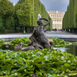 Schonbrunn Palace Garden — Stock Photo